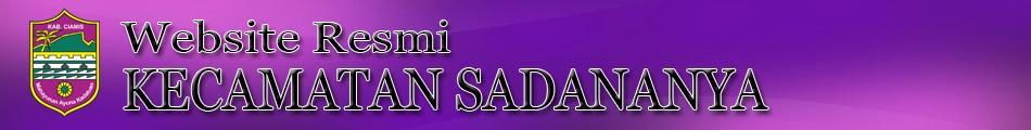 Kecamatan Sadananya Kab. Ciamis